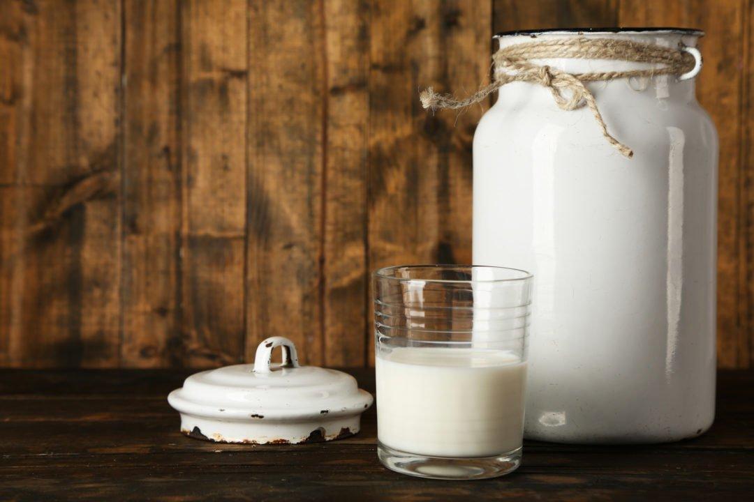 Latte fresco di qualità