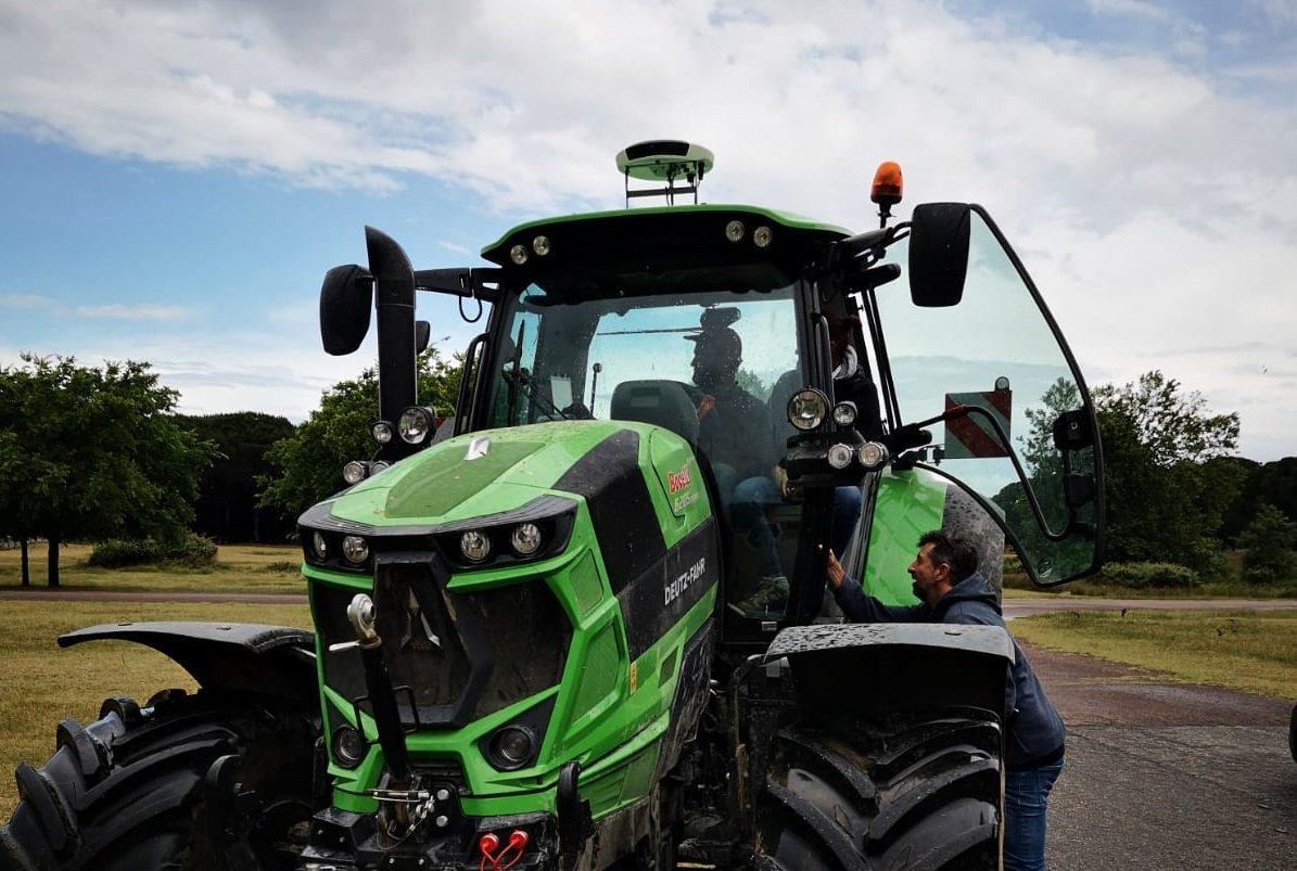 Al Parco l'agricoltura digitale 4.0