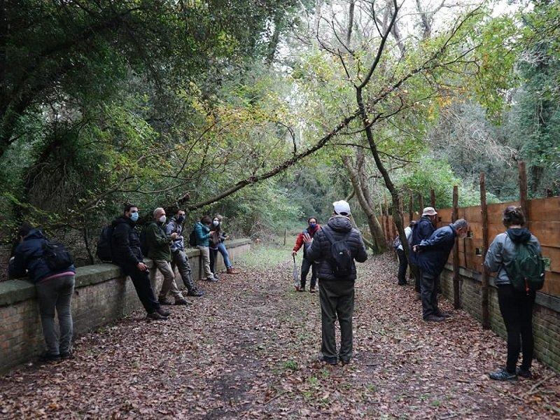 Oasi WWF: visite guidate per i pisani