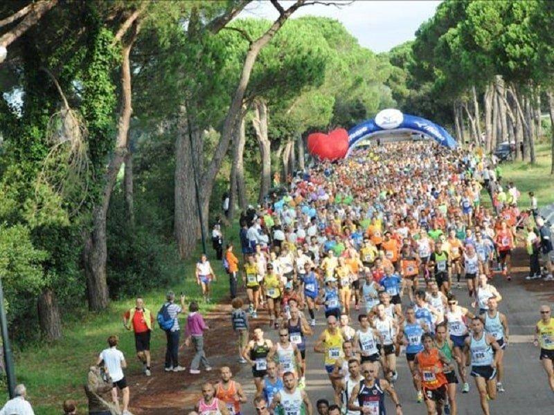La mezza maratona passa da San Rossore